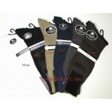 100% Cotton Socks-Men's