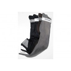 Stacy Adams Sheer nylon over the calf dress socks
