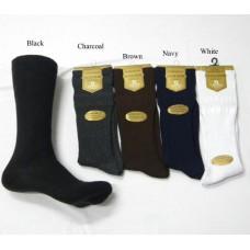 Origins Collection Comfort Top Non Elastic Dress Socks