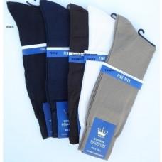 13-16 Windsor Big And Tall Spun Silk Dress Socks