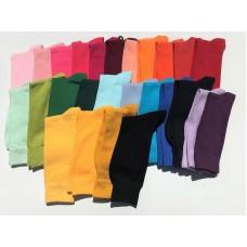 Men's Solid cottonl Dress Socks Size 7-12