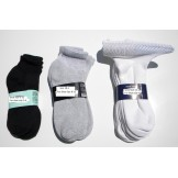 6 Pack Comfort top diabetic Ankle c..