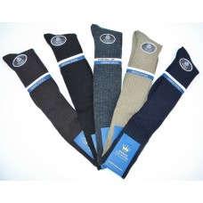 Windsor Merino Wool Over The Calf socks-OTC
