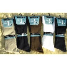 6 Pack Florsheim comfort non elastic diabetic dress socks