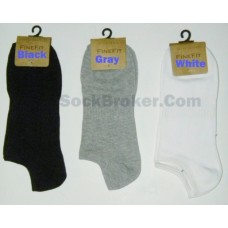 12 Pack arch support thin low-cut- no-show socks