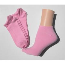 3 pairs of  pink low cut socks 9-11 by SockBroker
