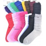 12 PK Of Premium 95% Cotton Slouch ..