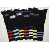 12 pack assorted black triple strip..